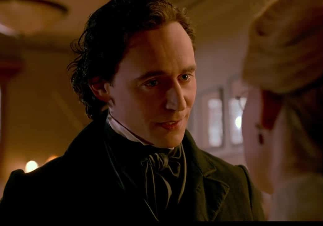 Tom Hiddleston - 25 Times Period Drama Actors Smiled