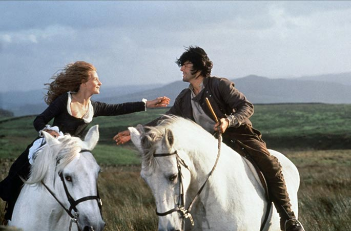 Wuthering Heights - Catherine and Hareton
