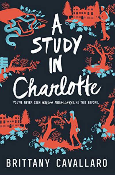 Book - A Study in Charlotte - YA Novels of 2016