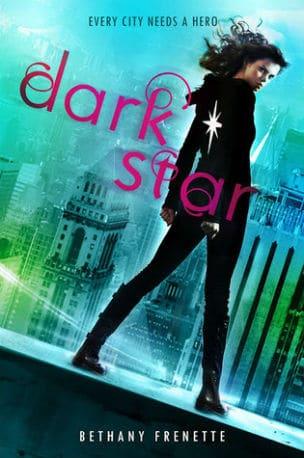 Book - Dark Star - 10 YA Fantasy Novels on My Shelf