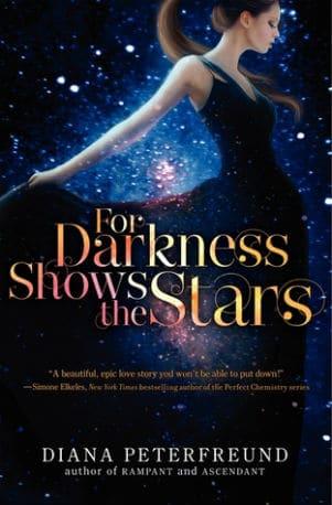 Book - For Darkness Shows the Stars - 10 YA Fantasy Novels on My Shelf