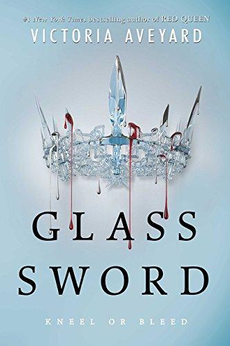 Book - Glass Sword - YA Novels of 2016