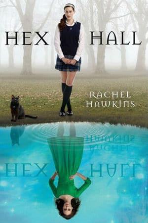 Book - Hex Hall - 10 YA Fantasy Novels on My Shelf