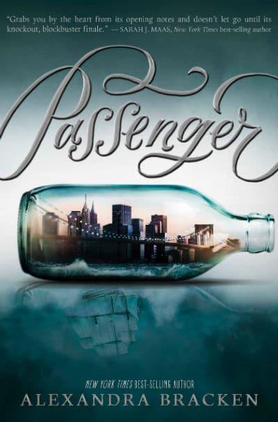 Book - Passenger Alexandra Bracken - YA Novels of 2016