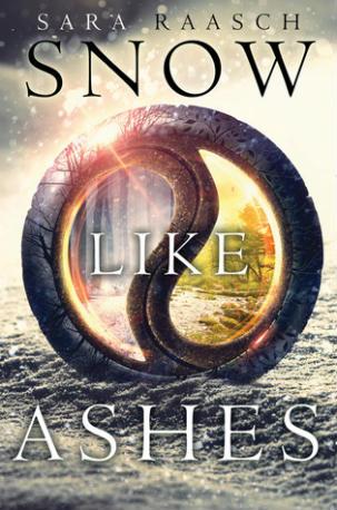Book - Snow like Ashes - 10 YA Fantasy Novels on My Shelf
