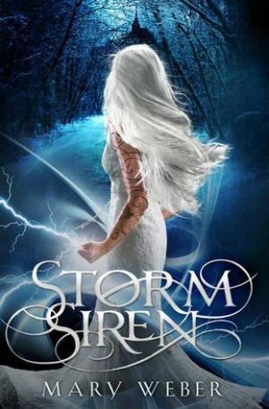 Book - Storm Siren - 10 YA Fantasy Novels on My Shelf