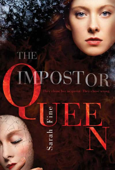Book - The Imposter Queen - YA Novels of 2016