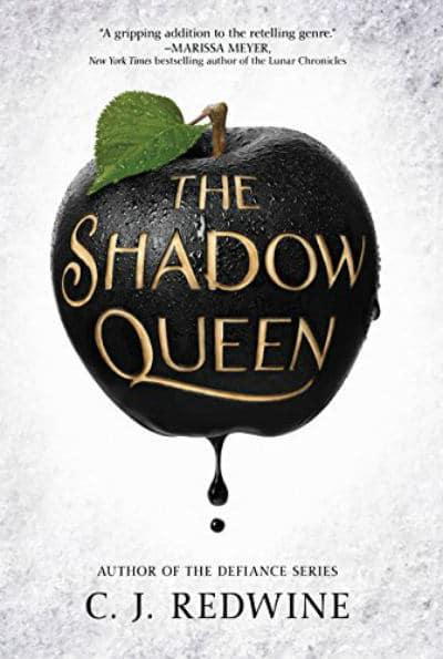 Book - The Shadow Queen - Sarah Kaufman book cover designer