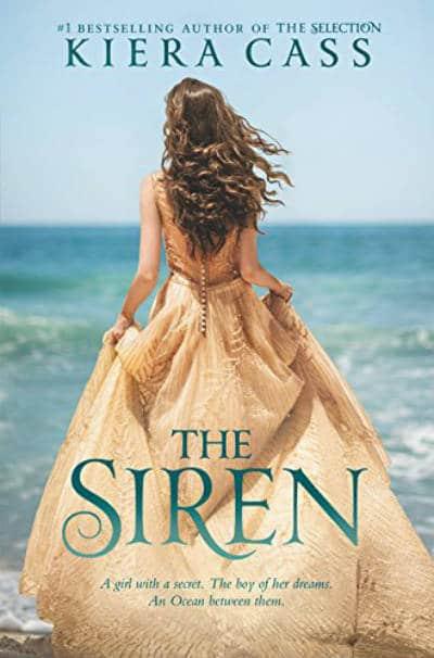 Book - The Siren Kiera Cass - YA Novels of 2016