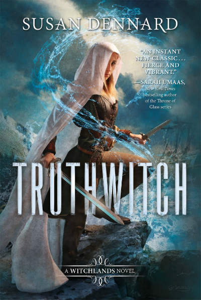 Book - Truthwitch - YA Novels of 2016