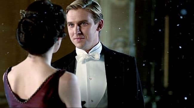 Downton Abbey - Mary and Matthew - Snow and Forgiveness
