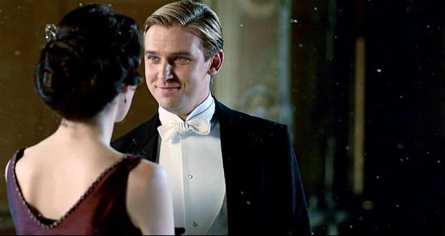 Downton Abbey Will You marry me - Mary and Matthew