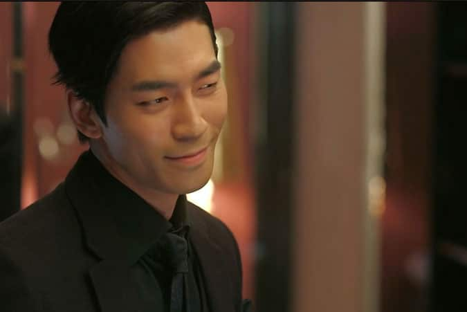 Evil-Smile-of-Lee-Jae-Kyung - My Love From Another Star Review