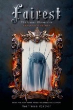 YA Book Review: Fairest – The Evil Queen on the Moon