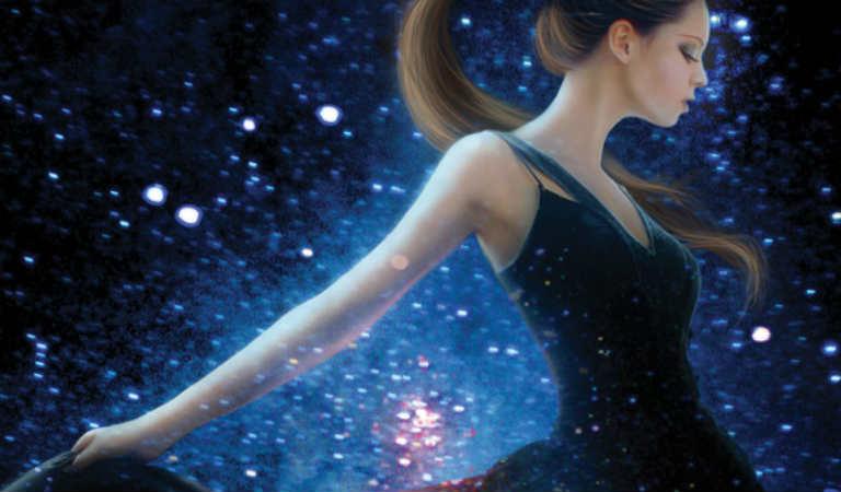 For Darkness Shows the Stars - 10 YA Fantasy Novels on My Shelf