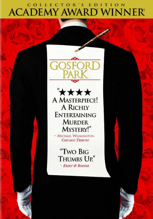 HR-GosfordPark DVD Cover