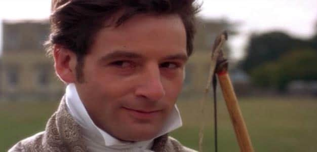 Mr. Knightley and 25 Times Period Drama Actors Smiled