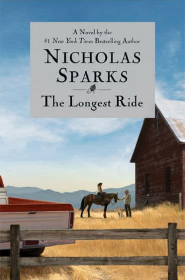 The Longest Ride and Favorite Literary Couples