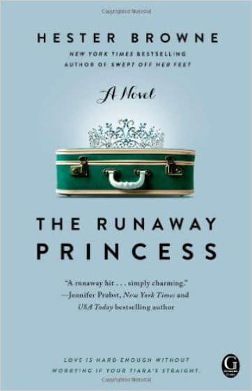 The Runaway Princess and Favorite Literary Couples