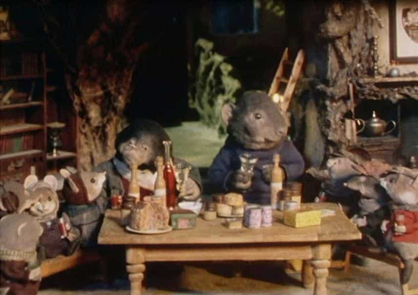 Wind in the Willows - 7 Memorable Literary Christmases