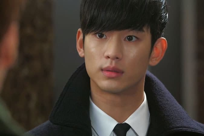 Worried-Do-Min-Joon - My Love From Another Star Review
