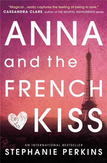 Anna and the French Kiss and Favorite Literary Couples