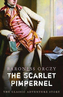 The Scarlet Pimpernel book cover 4