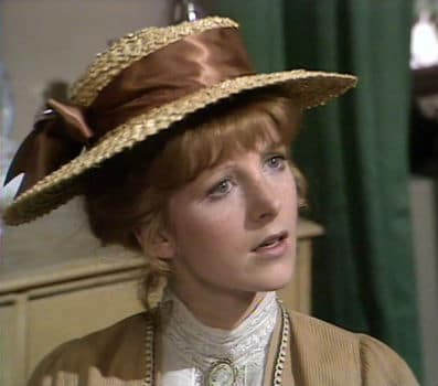Kim Braden as Anne Shirley Photo: BBC