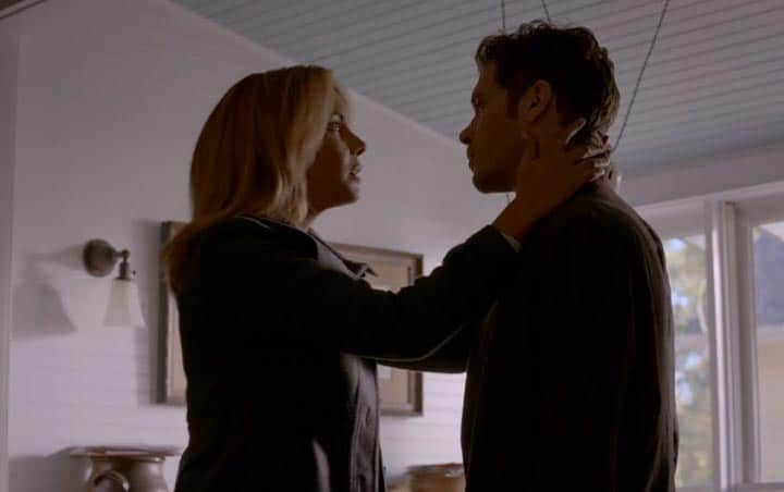 klaus-and-cami-build-up - Romantic Moment of the Week - Klaus and Cami's First Kiss and Tragic Ending