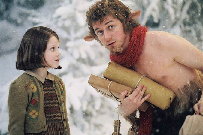 The Lion, the Witch, and the Wardrobe - Memorable Literary Christmases