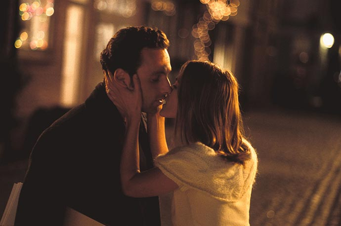 Love Actually - Keira Knightley and Andrew Lincoln