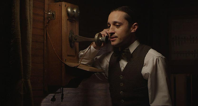 Thomas Ian Nicholas _ Walt Before Mickey