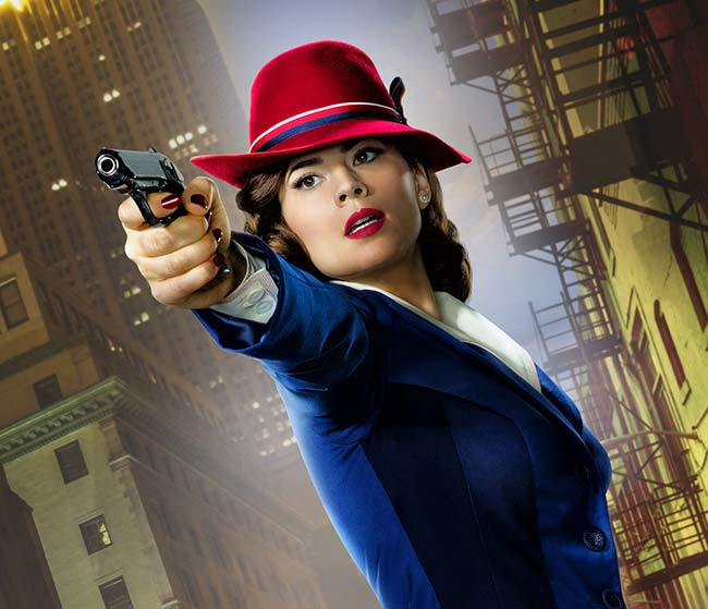 Look Like Agent Carter – Review of Besame Red Velvet Lipstick