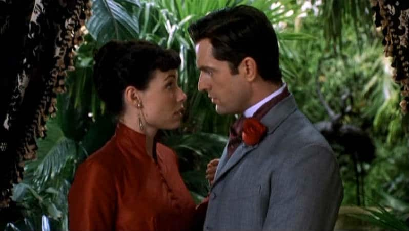 An Ideal Husband Rupert Everett and Minnie Driver - Romantic Moments in Period Dramas
