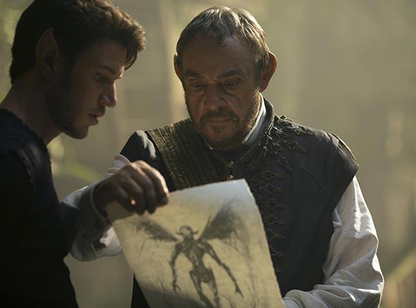 John Rhys-Davies in Shannara