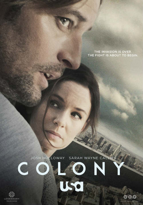 Colony Poster Image