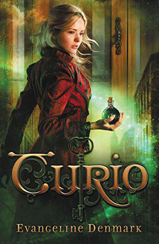 Curio Book by Evangeline Denmark