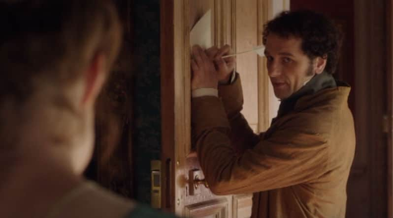 Death Comes to Pemberley Darcy - Romantic Moments in Period Dramas