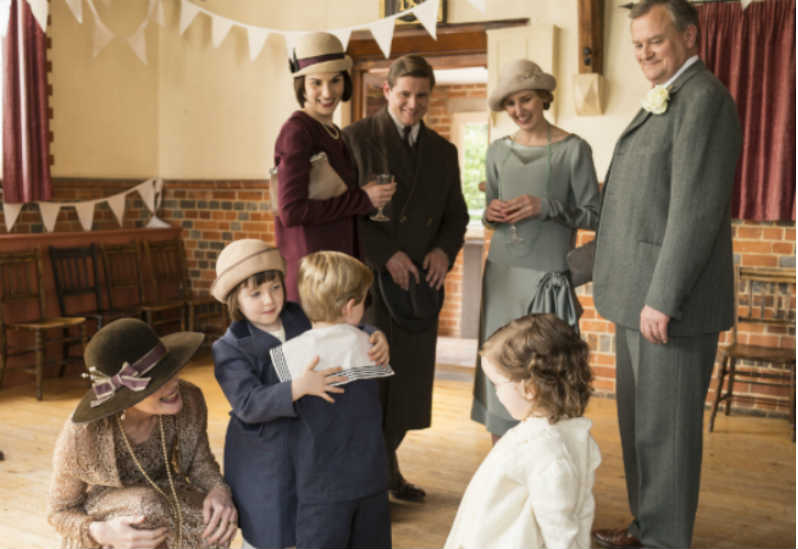downton abbey season six