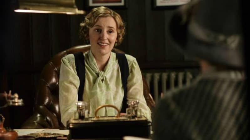 Downton Abbey S6 E5 (Edith Searches for an Editor)
