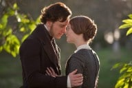Jane Eyre Edward and Jane - Michael Fassbender