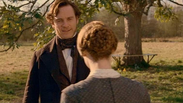 Classic Romantic Moment: Jane Eyre and Mr. Rochester