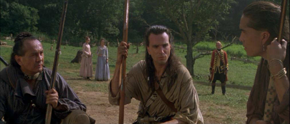 vintage review the last of the mohicans