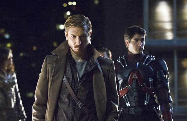 Arthur Darvill as Time Master, Captain Rip Hunter in Legends of Tomorrow