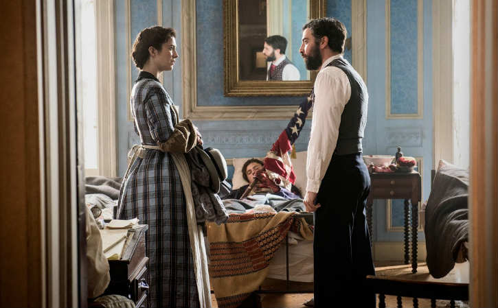 Mercy Street. 20 of the Most Romantic Period Drama TV Series to Watch