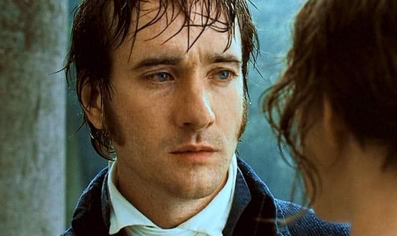Matthew Macfadyen as Mr. Darcy; Ranking the 10 best Mr. Darcy's