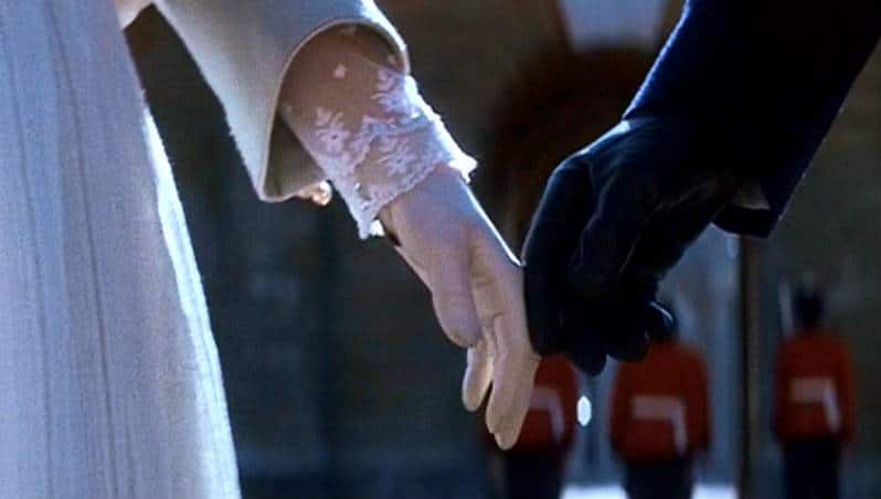 The Four Feathers (Hands) Romantic Moments in Period Dramas