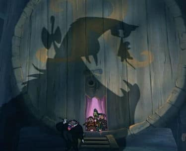 Punishment The Great Mouse Detective