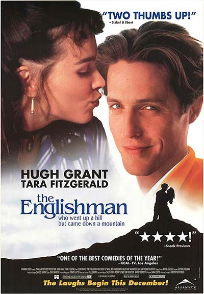 The Englishman Who Went Up A Hill But Came Down a Mountain Review