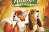 the fox and the hound dvd cover